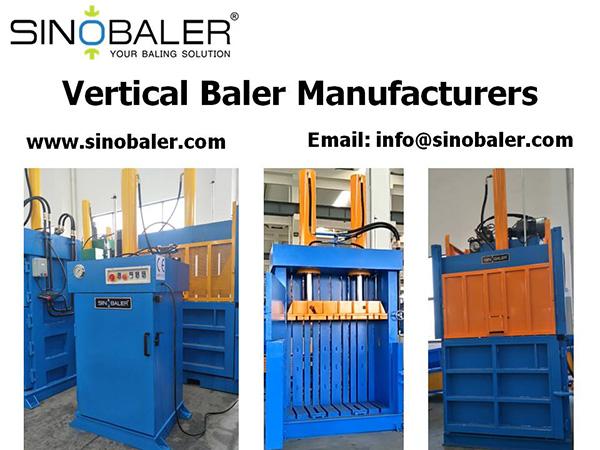 Vertical Baler Manufacturers