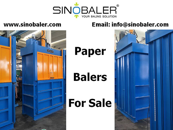 Paper Balers For Sale