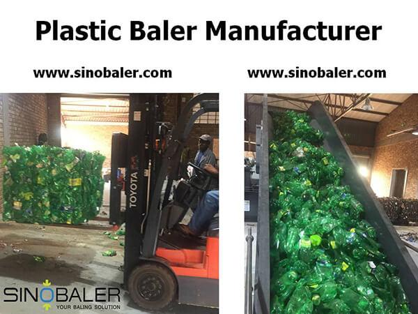 Plastic Baler Manufacturer