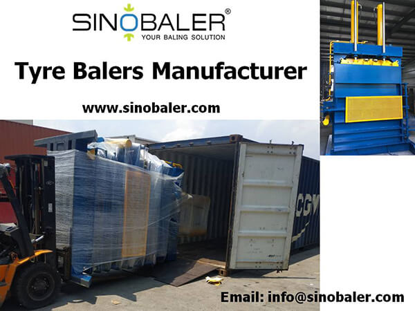 Tyre Balers Manufacturer