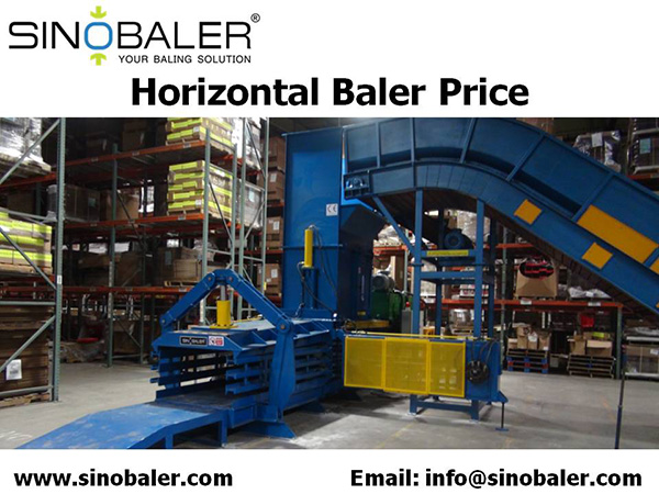 Horizontal Baler Price