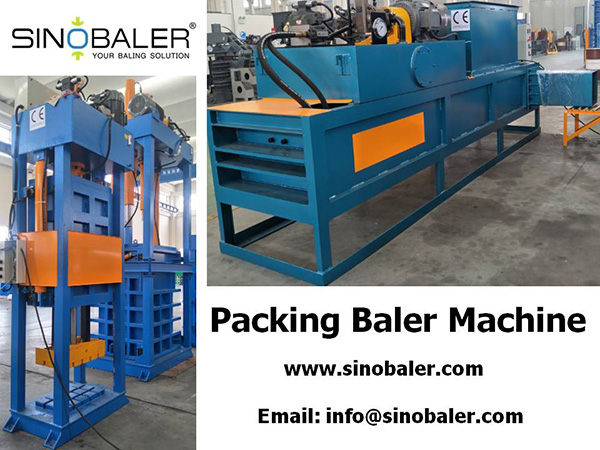 Packing Baler Machine