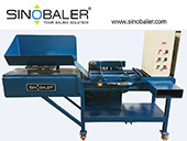 scale weighing baler from SINOBALER