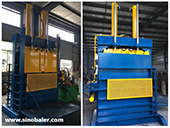 tire baler from SINOBALER