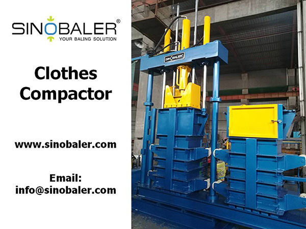 Clothes Compactor Machine