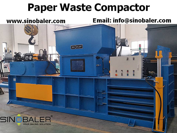 Paper Waste Compactor
