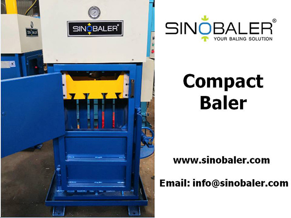 Compact Baler Machine