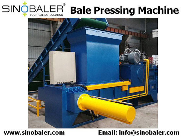 Bale Pressing Machine