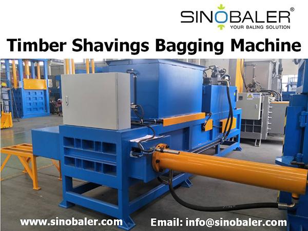 Timber Shavings Bagging Machine