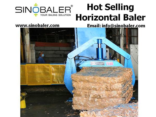 Hot Selling Horizontal Baler