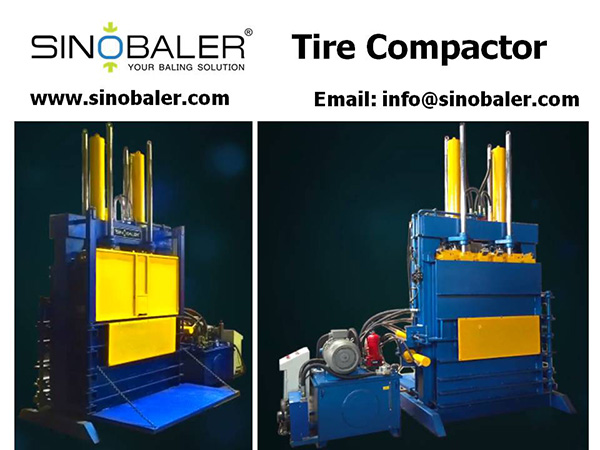 Tire Compactor Machine