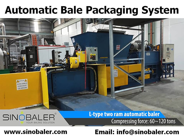 Automatic Bale Packaging System
