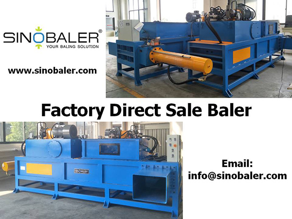 Factory Direct Sale Baler Machine