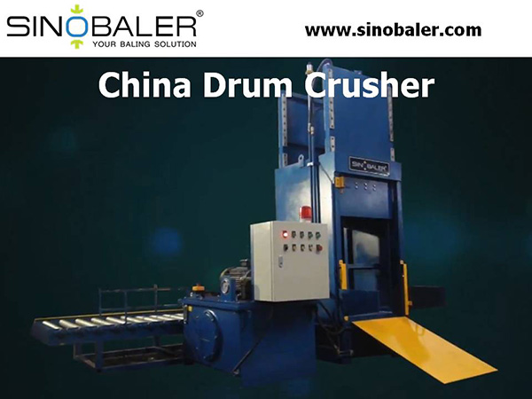 China Drum Crusher For Sale