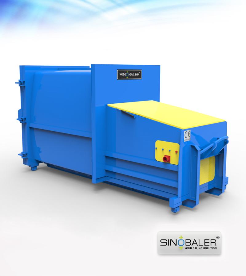 Waste Compactors, Industrial & Commercial Trash Compactors - Sinobaler