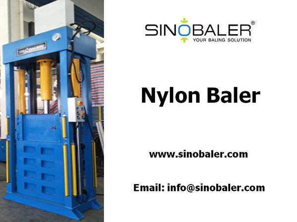 Nylon Baler Machine