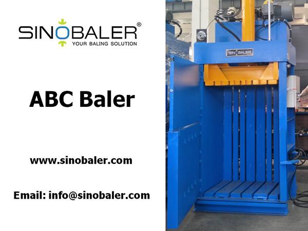 ABC Baler Machine