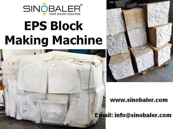 EPS Block Making Machine