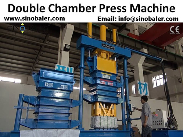 Double Chamber Press Machine