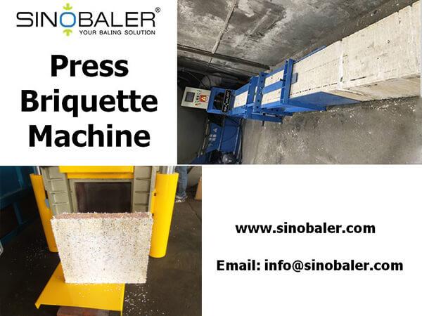 Press Briquette Machine