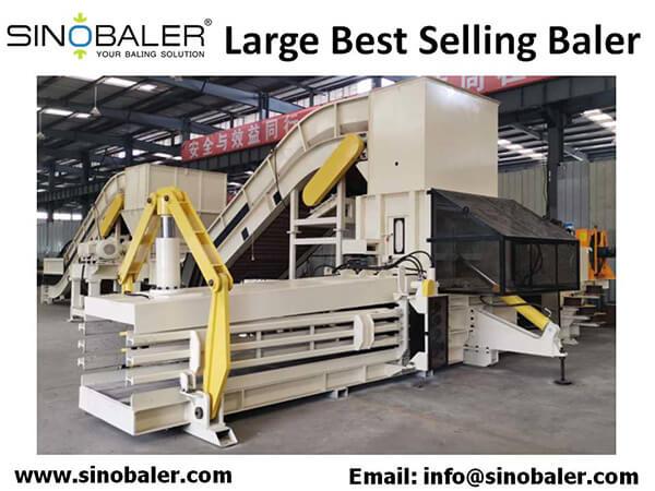 Large Best Selling Baler in SINOBALER