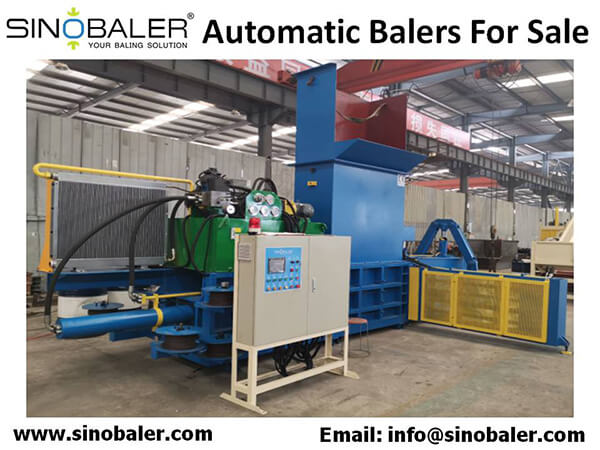 Automatic Balers For Sale