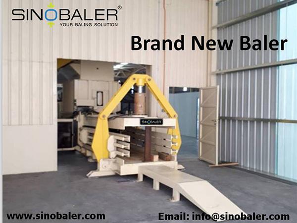 Brand New Baler Machine