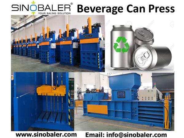 Beverage Can Press Machine