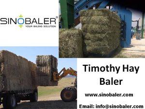 Timothy Hay Baler Machine, Timothy Hay Baling Press Machine For Sale